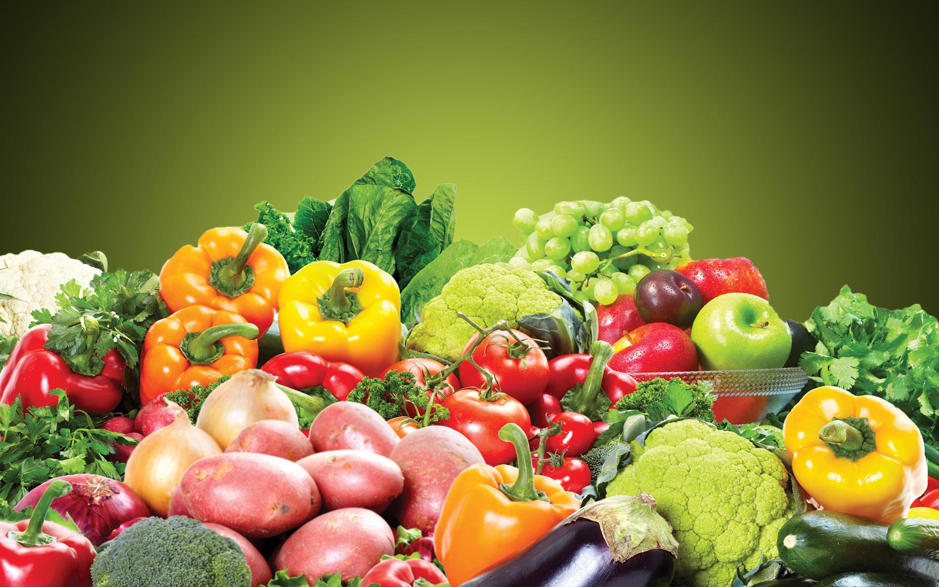 Fruit & Vegetables - Cyprus Trade Centre - Dubai, UAE